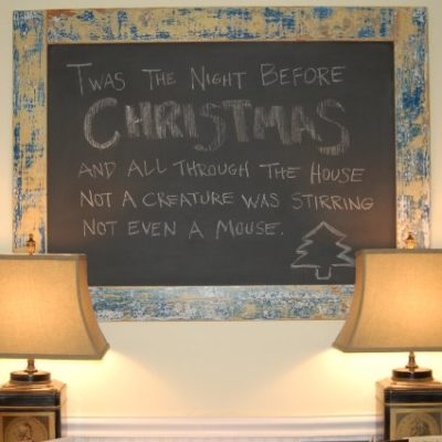 Chalkboards Made to Order