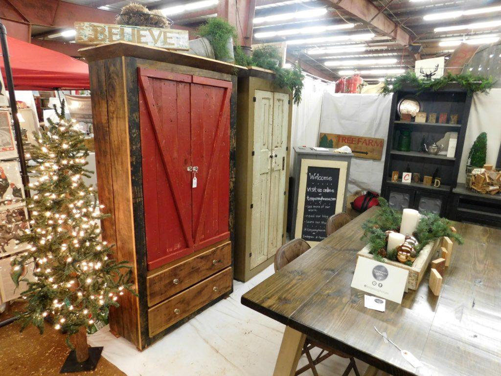 reclaimed wood armoire tenpenny house