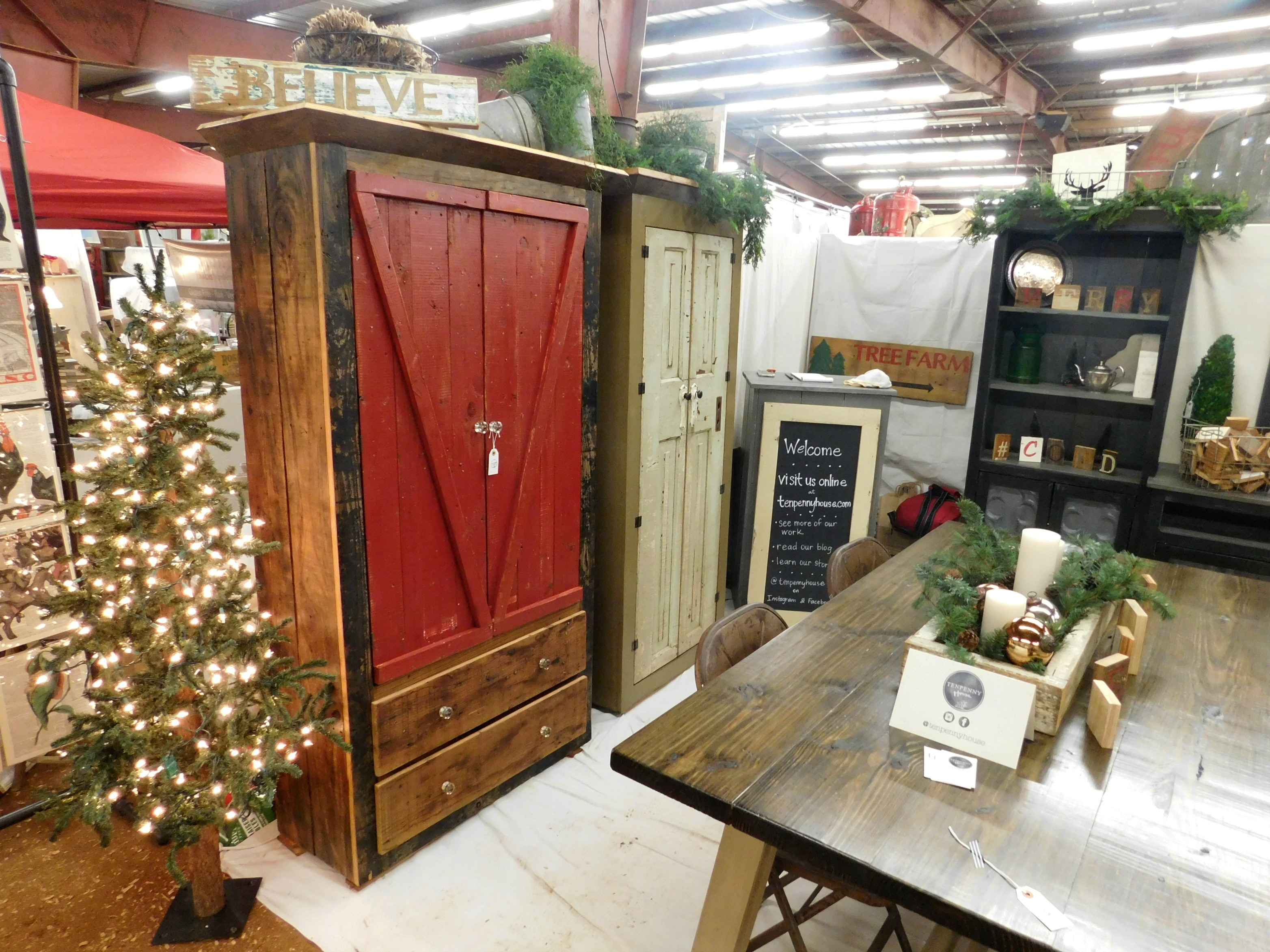 Holiday Market Recap In Pictures
