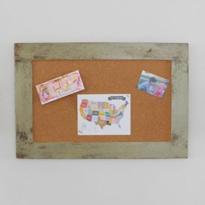 cork board bulletin board pin board