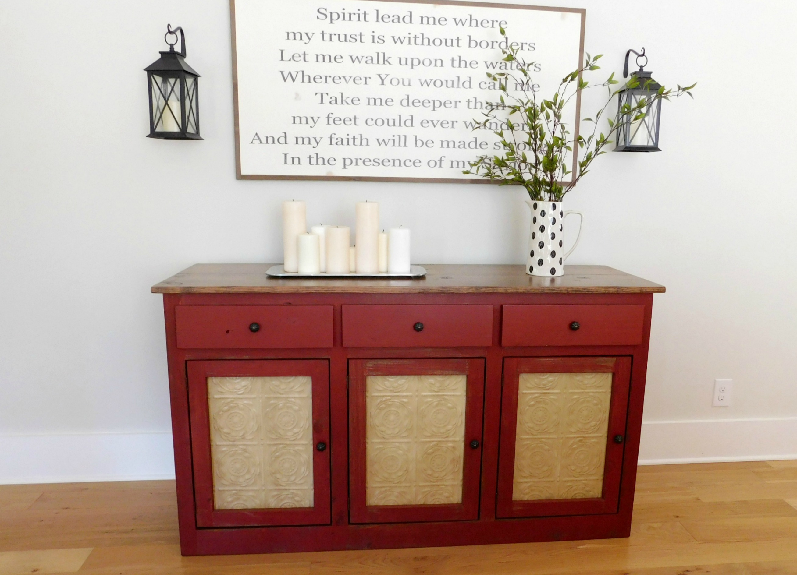Hand Crafted Buffet – Sideboard